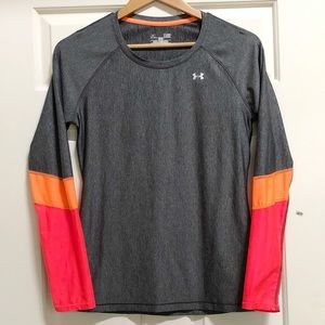 Under Armor Long Sleeve Athletic Workout Shirt